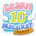 Learn 10 Malaikat Games icon