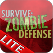 Survive: Zombie Defense Lite