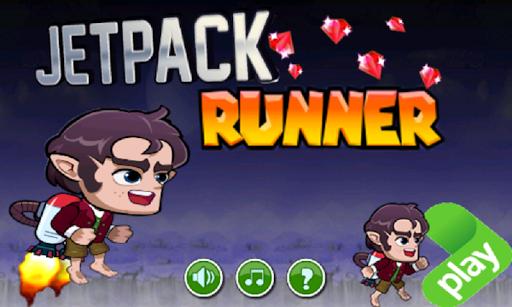 Jetpack Runner