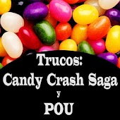 Trucos CANDY CRASH SAGA y POU