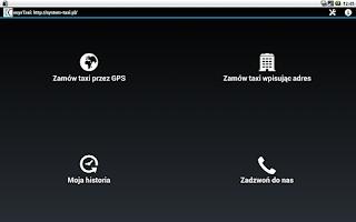 Screenshot of Merc Taxi Grudziądz