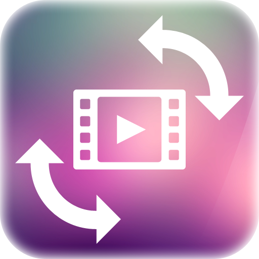 Video Rotate LOGO-APP點子