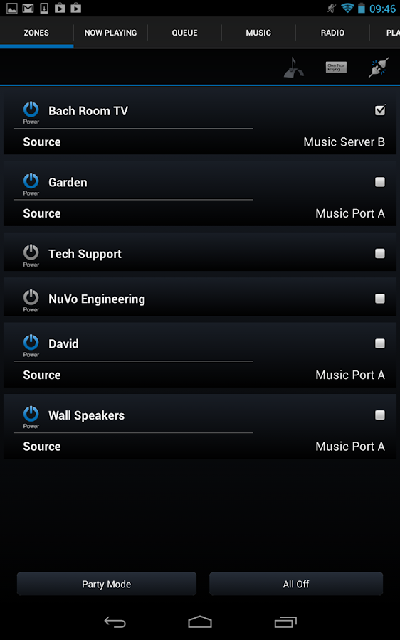 Music Port (Beta)- screenshot