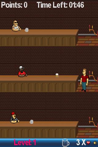 Bartender- screenshot