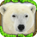 Polar Bear Simulator icon