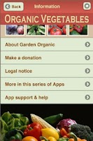 Screenshot of GROWING ORGANIC VEGETABLES
