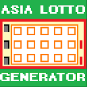 Asian Lotto Generator
