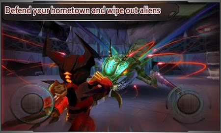 Star Warfare:Alien Invasion Screenshot 3