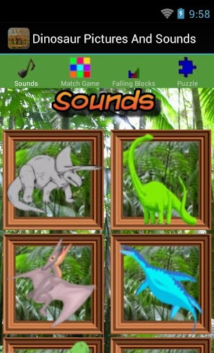 Dinosaurs Games For Kids Free
