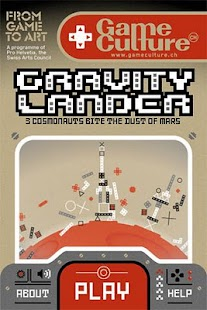 Gravity Lander- screenshot thumbnail