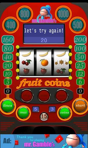 Fruit Coins Slot Machine