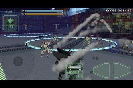 Destroy Gunners F- スクリーンショットのサムネイル