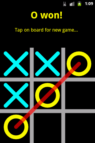 TicTacToe Gratis- screenshot