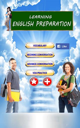 学习英语的准备