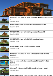 How to build big wooden house