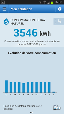 Energy Manager Mobile - screenshot