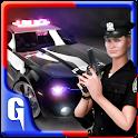 Police Car Sim -Cop Real Drift icon