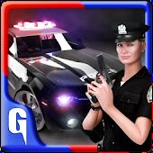Police Car Sim -Cop Real Drift