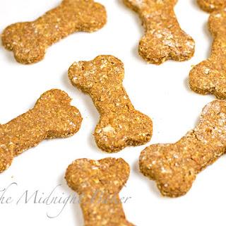 No-Flea Dog Biscuits