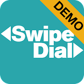 SwipeDial Picture Phone Demo