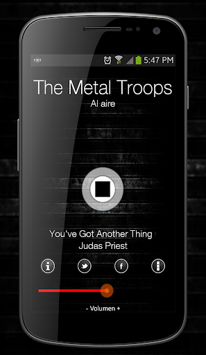 The Metal Troops Radio