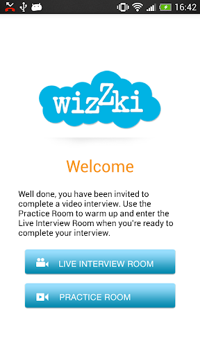 wizZki Interview Room
