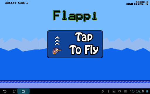 【免費街機App】Flappi-APP點子