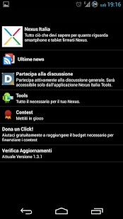 Nexus Italia Tools - screenshot thumbnail