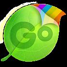 GO输入法蓝色青春主题 icon