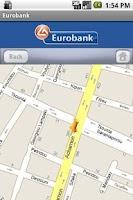 Screenshot of Eurobank