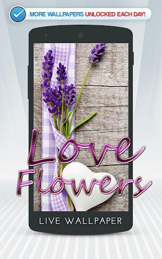 爱花卉动态壁纸