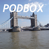 PodBox my podcast choice