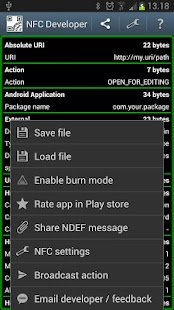 NFC Developer- screenshot thumbnail