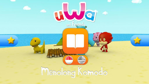 Story Book :Helping Komodo