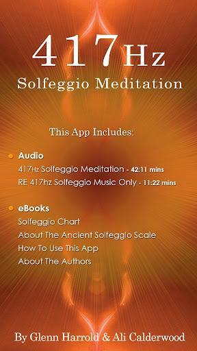 417 Solfeggio by Glenn Harrold