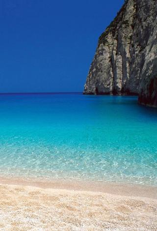 Greek Beach Live WallPaper - screenshot