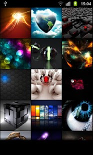 App PicSpeed HD Wallpapers 500,000 APK for Windows Phone