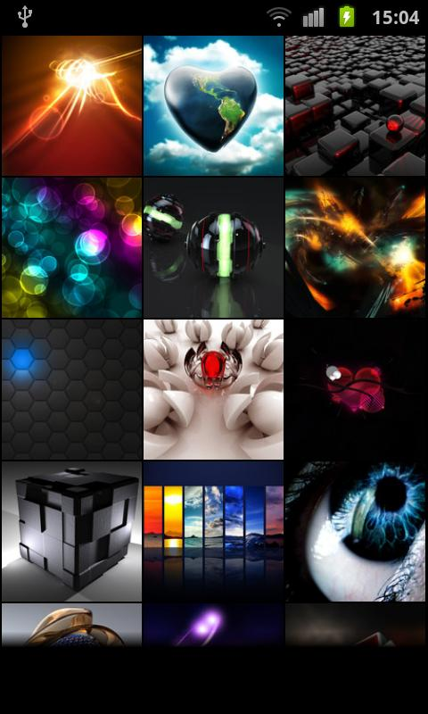 PicSpeed HD Wallpapers 500,000 - screenshot