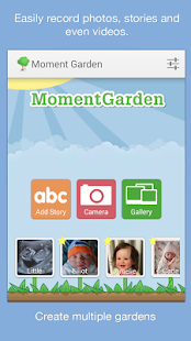 Moment Garden  Baby Photo Book- screenshot thumbnail