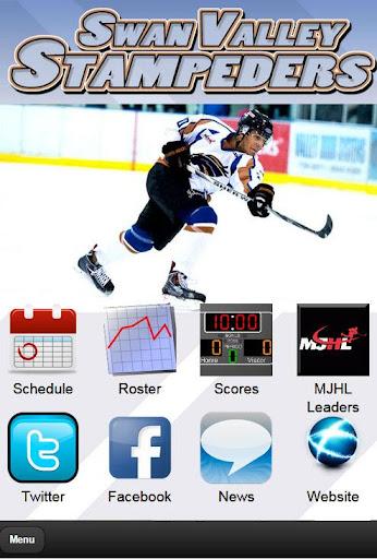 Swan Valley Stampeders Hockey