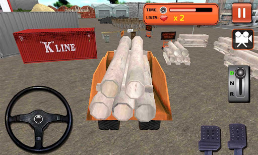 無料模拟Appの市ショベルクレーンシミュレータ 記事Game