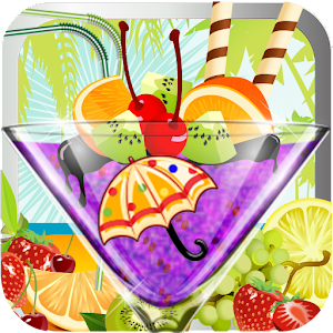 家庭片のOrange Slush & Smoothie Maker LOGO-HotApp4Game