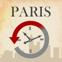 Paris, Then and Now City Guide icon