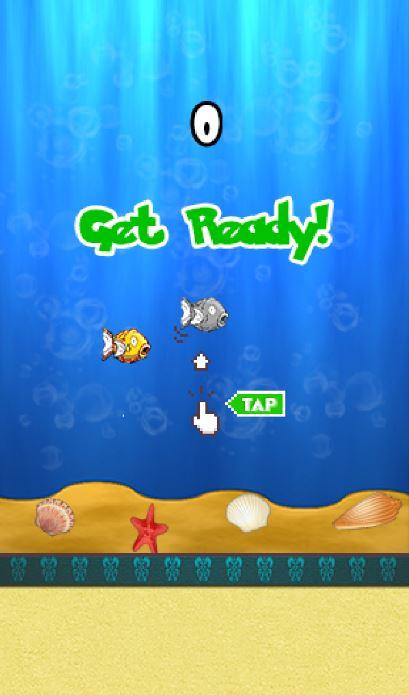 Slippy Fish- screenshot
