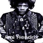Jimi Hendrix Live Wallpaper