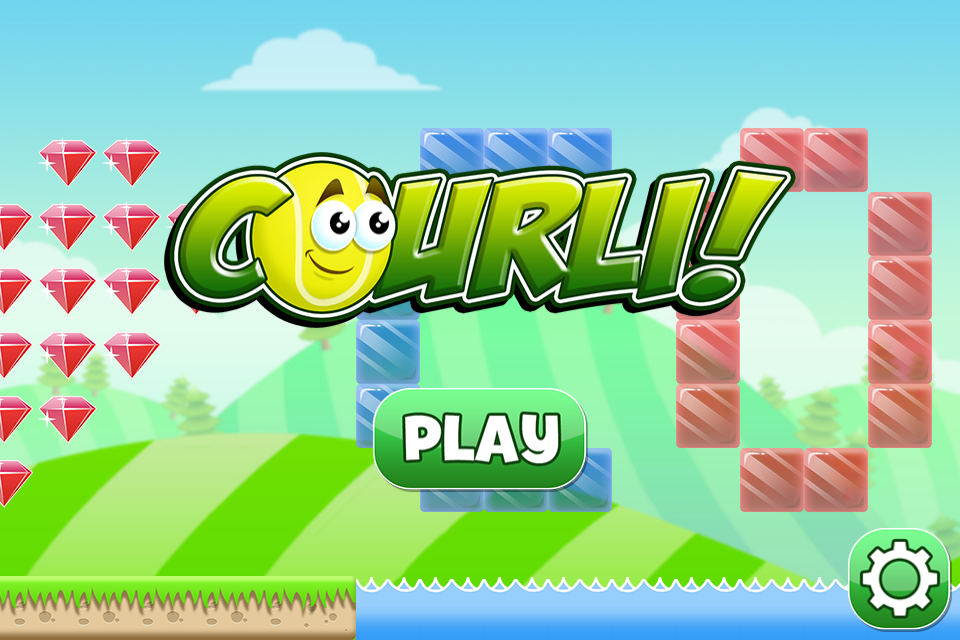 Courli- screenshot