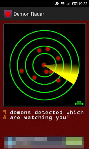 【免費娛樂App】Demon Radar-APP點子