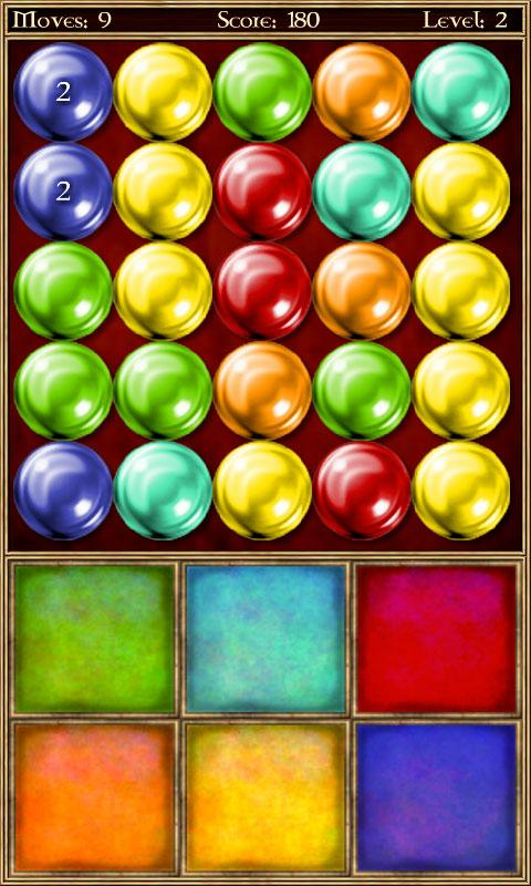 Magic Color Jewels - screenshot