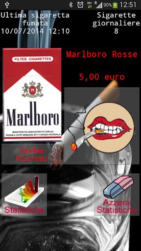 Conta Sigarette