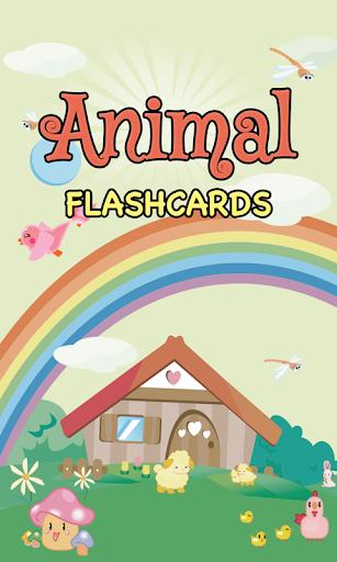 Kids Zoo - Animal Flashcards